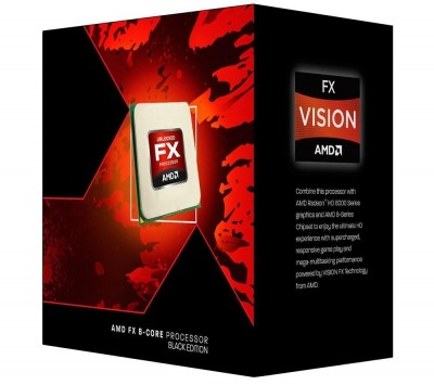 Procesador para PC FX-SERIES 9590 BE AMD FD9590FHHKWOF