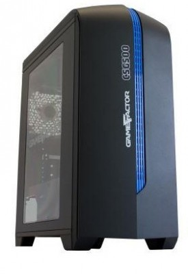 Gabinete CSG-500 GAME FACTOR CSG500AZUL