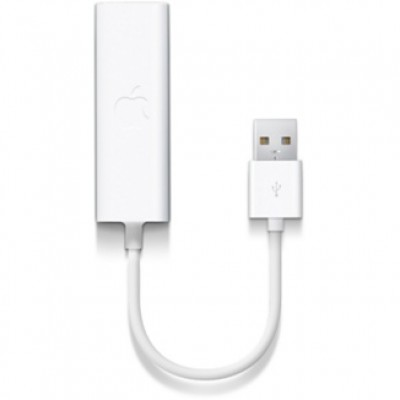 Adaptador USB USB ETHERNET ADAPTER - BES APPLE MC704BE/A