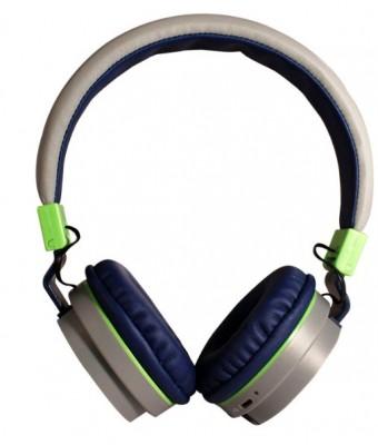 Audífonos GI16ADJ02BT-GV GINGA GI16ADJ02BT-GV