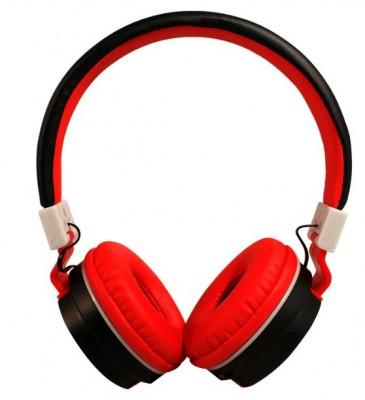 Audífonos GI16ADJ02BT-NR GINGA GI16ADJ02BT-NR