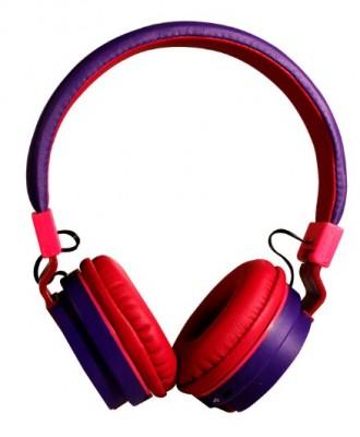 Audífonos GI16ADJ02BT-RM GINGA GI16ADJ02BT-RM