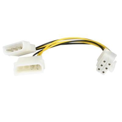 Cable de Alimentación LP4PCIEXADAP StarTech.com LP4PCIEXADAP