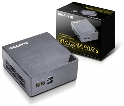 Mini PC GB-BSi3H-6100 GIGABYTE GB-BSi3H-6100