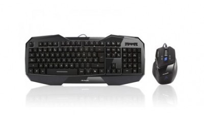 Kit de Teclado y Mouse Gaming GK-101 ACTECK PYGK-001