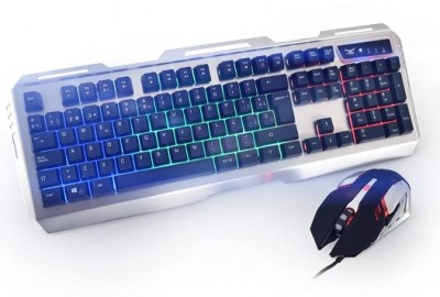 Kits de Teclado y Mouse Gaming