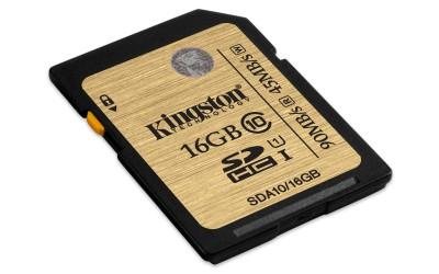Memoria SD SDA10/16GB Kingston Technology SDA10/16GB