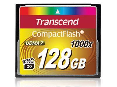 Memoria Flash TS128GCF1000 TRANSCEND TS128GCF1000