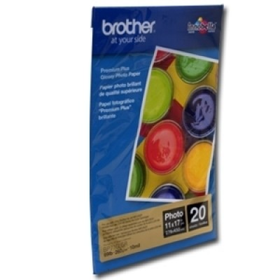Papel Fotográfico BP71GLGR BROTHER BP71GLGR