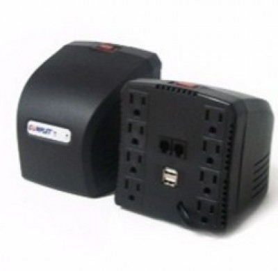 Regulador RPLUS 1300 INT/USB COMPLET ERV-6-002
