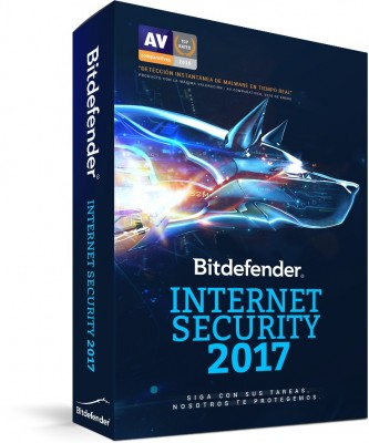 Antivirus Internet Security Multidispositivos 2017 BITDEFENDER Internet Security Multidispositivos 2