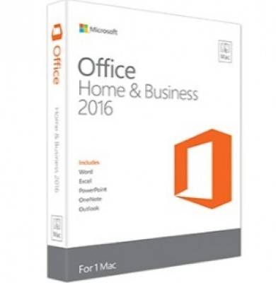 Office Home and Business Mac 2016 W6F-00634 MICROSOFT W6F-00937