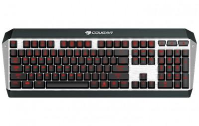 Teclado Gaming Attack X3 Cougar 37AX3M3SB.0009