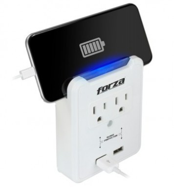 Wall tap WT-720 USB FORZA WT-720 USB